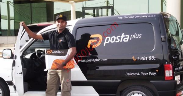 شركة بوسطة بلس للشحن بالكويت تطلب تعيين سائقين