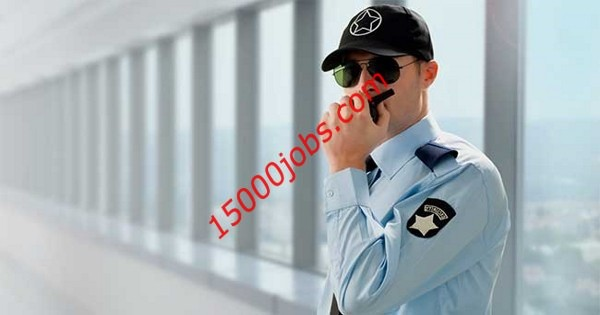 مطلوب 30 حارس أمن للعمل في شركة حراسة بالبحرين