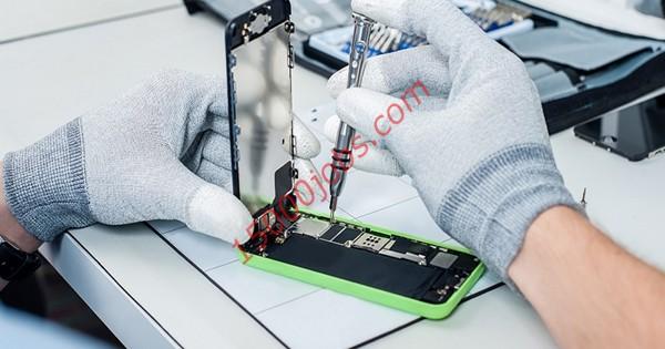 مطلوب فنيين هواتف للعمل في شركة هواتف بالرفاع