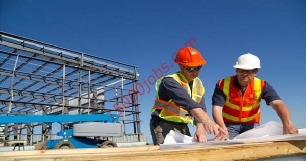 مطلوب مهندسين جودة وموظفي سلامة لشركة مقاولات بحرينية
