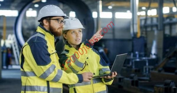مطلوب مهندسين مدنيين للعمل في شركة مقاولات كويتية