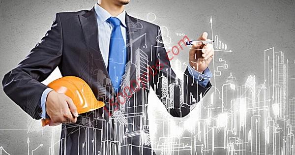 مطلوب مهندسين معماريين للعمل في شركة مقاولات كويتية