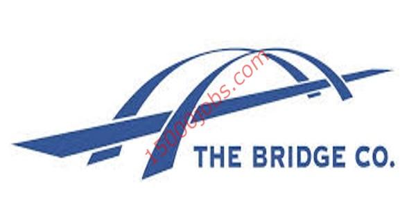 شركة ذا بريدج تعلن عن وظائف شاغرة بالكويت