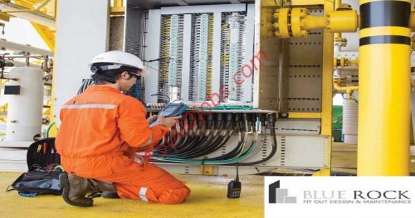 شركة بلو روك في قطر تطلب محاسبين ومراقبي مستندات