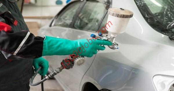 صورة مطلوب فنيين طلاء سيارات لشركة خدمات سيارات بالبحرين