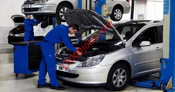 وظائف شركة سيارات كبرى في الكويت لعدة تخصصات