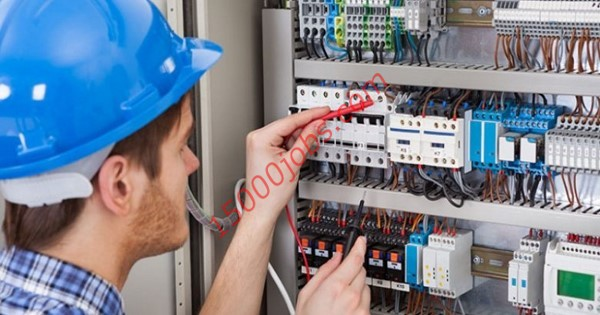 مطلوب فنيين كهرباء لشركة مقاولات رائدة بالبحرين