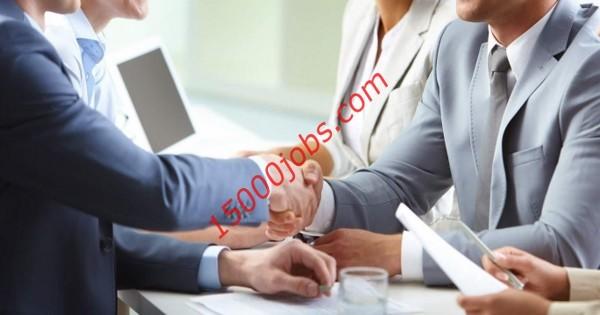 مطلوب مندوبين مبيعات ومحاسبين وحراس أمن لشركة بالكويت