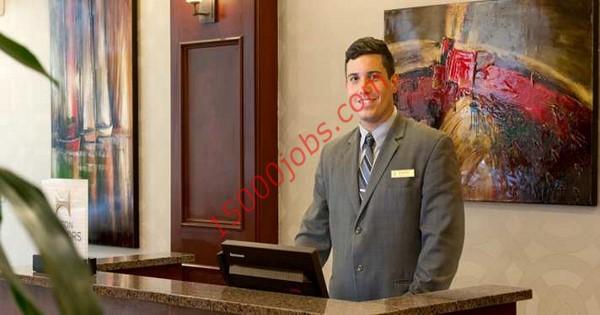 مطلوب منسقي مبيعات وحجز لفندق اربع نجوم بالبحرين