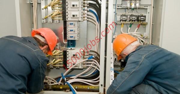 مطلوب فنيين كهرباء لشركة مقاولات رائدة في البحرين