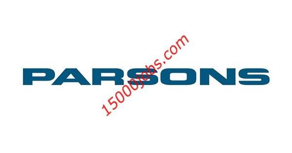 شركة بارسونز بالبحرين تعلن عن وظائف شاغرة