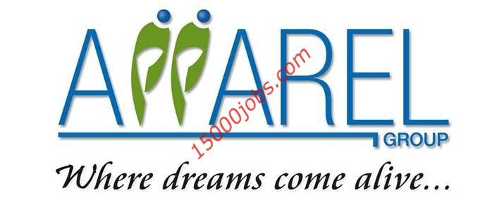 وظائف مجموعة أباريل التجارية بالكويت لعدة تخصصات