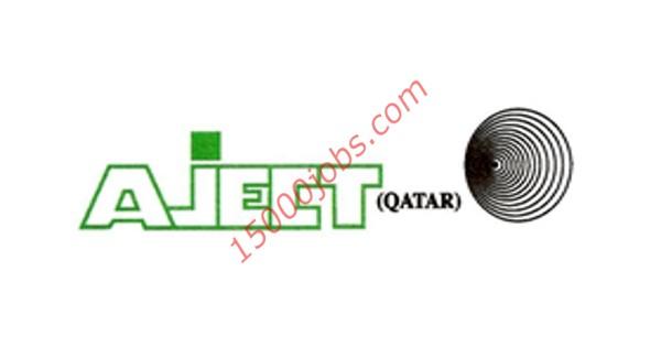 شركة أجكت قطر تطلب تعيين فنيين لحام وفنيين تركيب