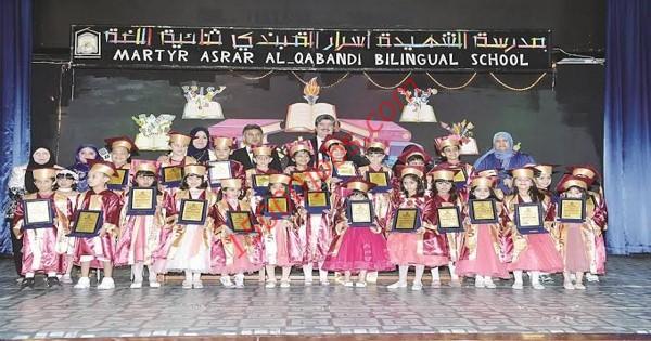 مدرسة أسرار القبندي بالكويت تطلب معلمين تربية إسلامية واجتماعيات