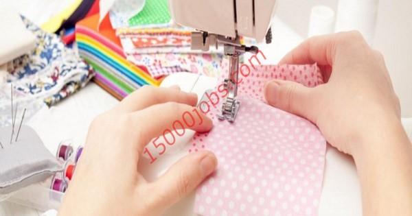 مطلوب أخصائيات خياطة للعمل في شركة ملابس بالبحرين