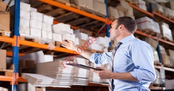 مطلوب أمناء مخازن للعمل في شركة كبرى بالكويت