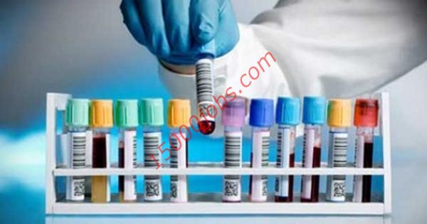 مطلوب فنيين مختبرات للعمل بشركة مختبرات طبية بالكويت
