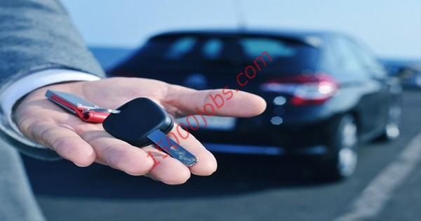 مطلوب محاسبين وسائقين ومحامين لشركة تأجير سيارات بالكويت