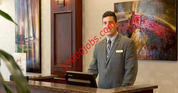 صورة مطلوب موظفي استقبال للعمل في فندق مرموق بالبحرين