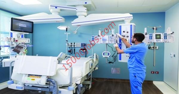 وظائف طبية لمختلف التخصصات بمستشفى خاصة في الكويت