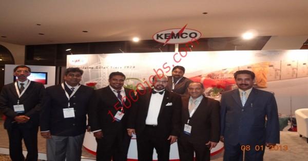 وظائف مجموعة كيمكو للمقاولات الكهروميكانيكية في الدوحة