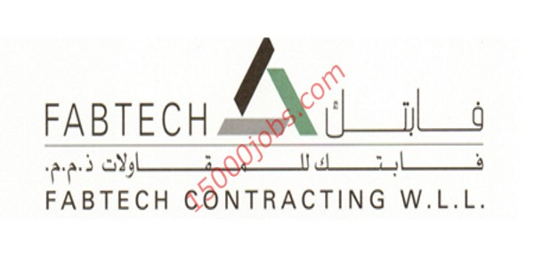 شركة فابتك للمقاولات بالبحرين تطلب مهندسين ميكانيكا ومشرفين