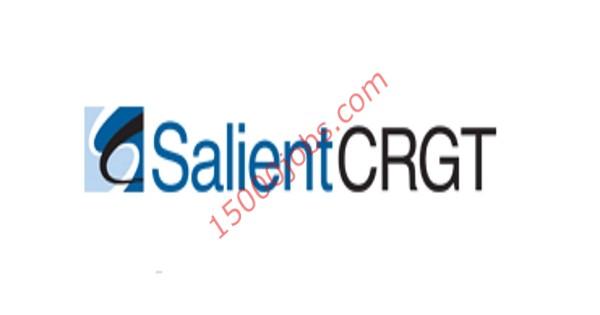 شركة Salient CRGT تطلب أخصائيين شبكات ونظم بالكويت