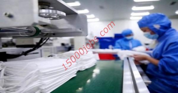 الصندوق الوطني لرعاية المشروعات بالكويت يطلق حملة وراها لتصنيع الكمامات