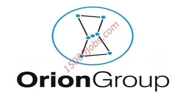 وظائف مجموعة أوريون بقطر لعدد من التخصصات