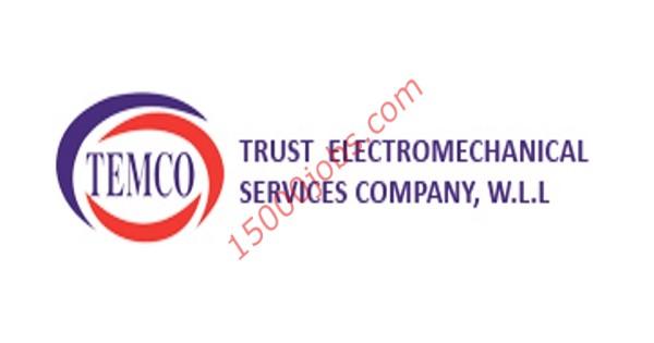 شركة تيمكو بالبحرين تطلب تعيين مهندسين كهرباء
