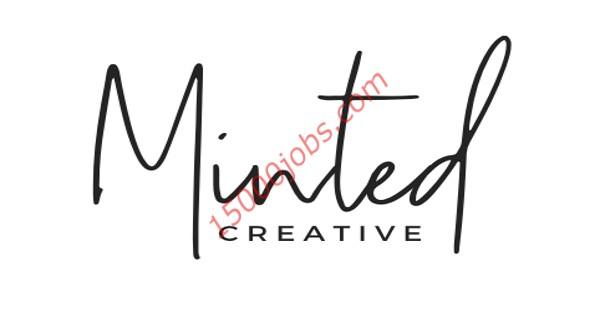 شركة مينتد كرييتف بالكويت تطلب مصممين جرافيك