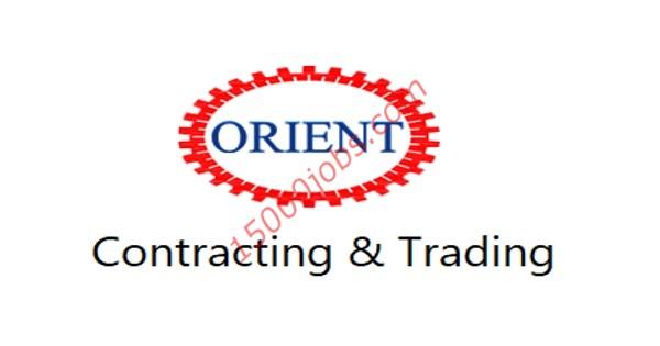 شركة أورينت بقطر تطلب فنيين وسائقين