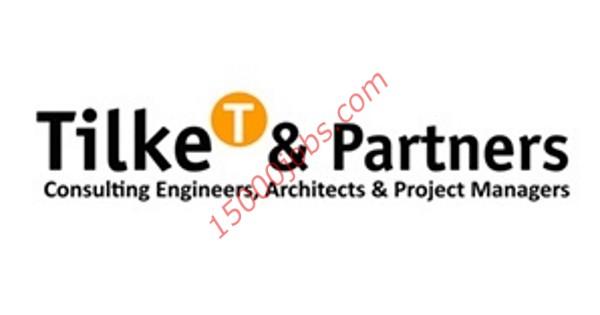 شركة تيلك أند بارتنرز بالبحرين تطلب رسامين هندسيين