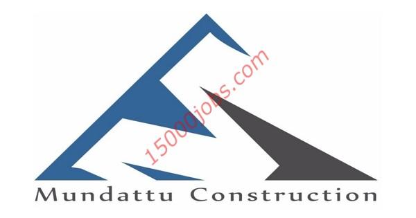 شركة MUNDATTU للإنشاءات بالبحرين تطلب سائقي نقل ثقيل