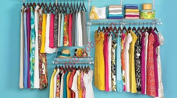 بيع الملابس في المنزل