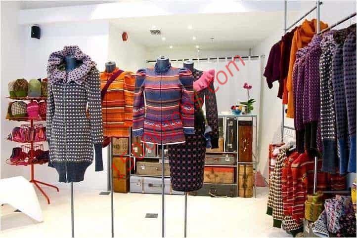 مشروع محل ملابس مشاريع صغيرة ناجحة للشباب :