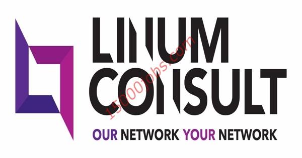 وظائف شركة لينوم للاستشارات في قطر لمختلف التخصصات