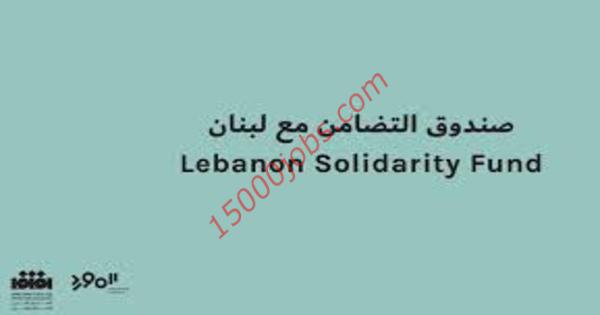صورة دورة دعم المؤسسات والفضاءات الثقافية من صندوق التضامن مع لبنان