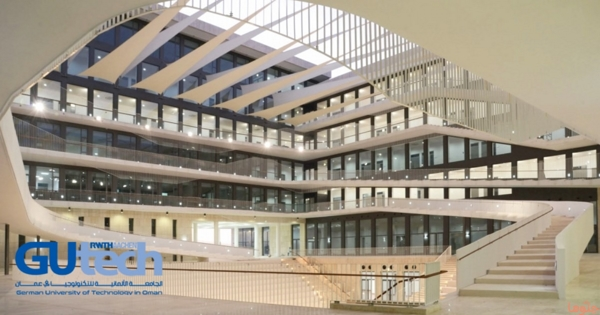 وظائف الجامعة الألمانية للتكنولوجيا (GUtech) بعمان
