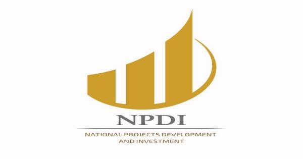 وظائف شركة المشاريع الوطنيه للتطوير و الاستثمار NPDI